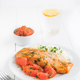 Moroccan Salmon Harissa Recipes