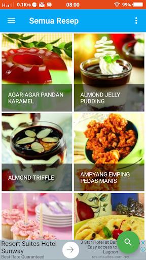 Resep Kue Lengkap Offline  screenshots 1