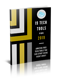 19 Tech Tools for 2019 eBook