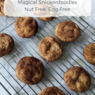 Magical Soft Snickerdoodle Cookie.