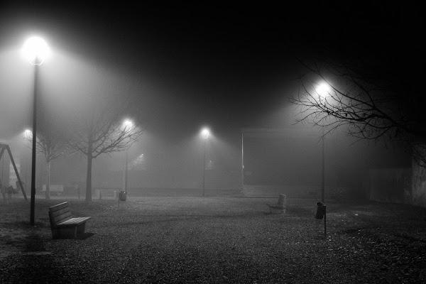 la nebbia è un'assenza temporanea di l'ArTeMiSia