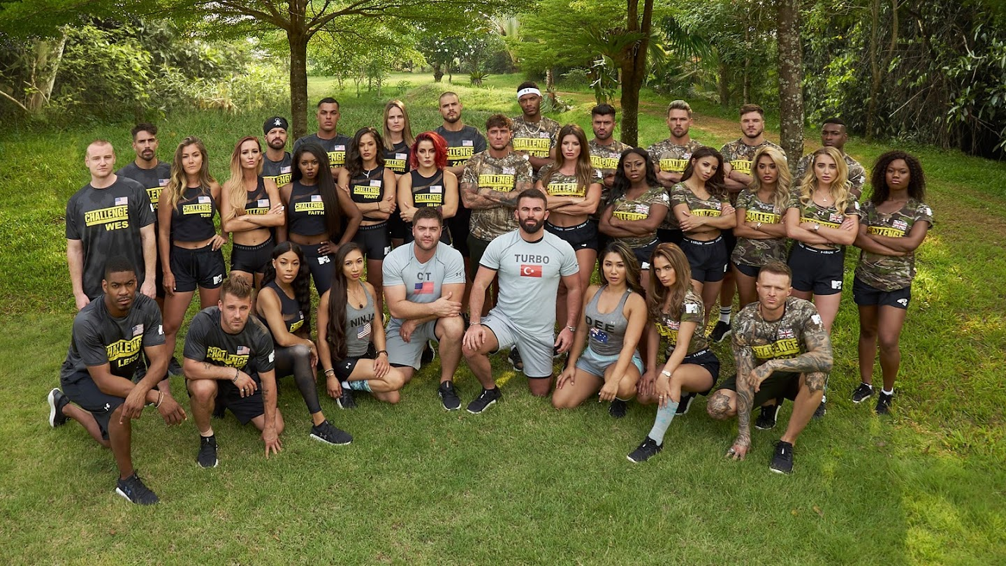 Watch The Challenge live