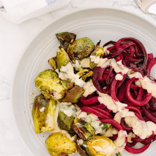 Roasted Beets Brussel Sprouts Recipes.