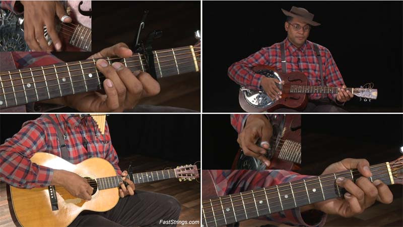 Dom Flemons - Before the Blues