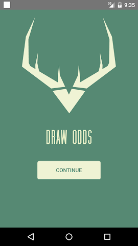 android Draw Odds Screenshot 0
