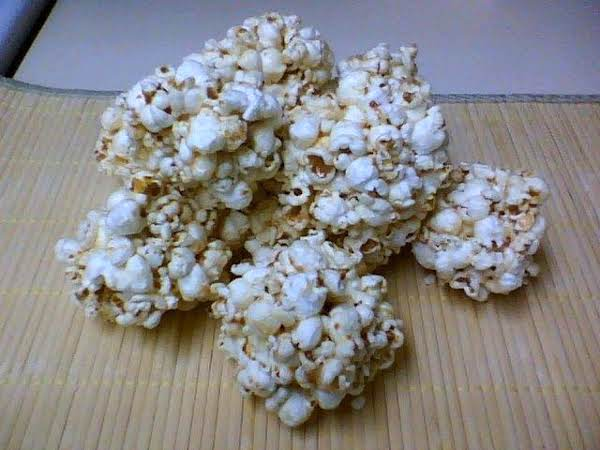 Popcorn Ball The Old Fashion Way