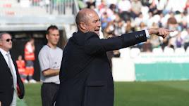 Rafa Berges en su etapa de entrenador.