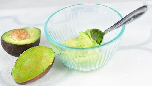 how to peel avocado