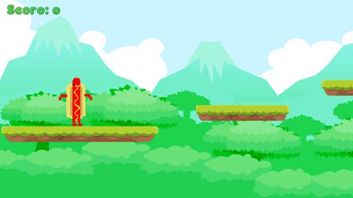 Jump Dash: platformer apkpoly screenshots 2