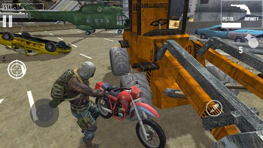 Hero Apocalypse: Invaders Strike - Shooting Game  screenshots 9