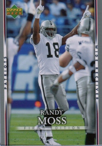 Collecting card:Randy Moss