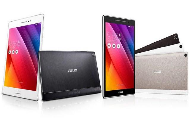 Asus ZenPad 8 có 3 màu rất sang trọng