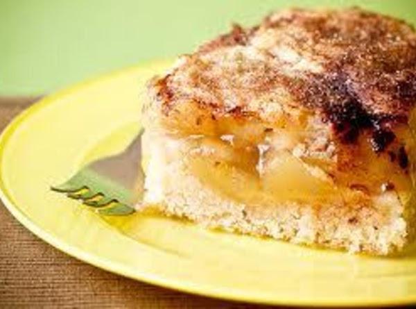 Southern Peach Coffee Cake Recipe