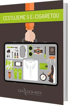 E-book Cestujeme s e-cigaretou