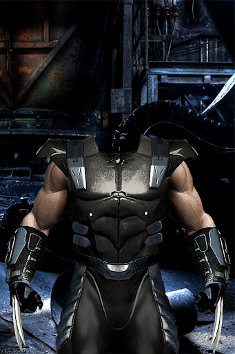 Superhero Suits Photo Editor
