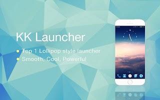 Screenshot of KK Launcher -Lollipop launcher