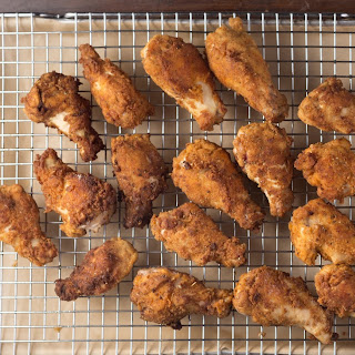 With Chicken Wings This Flavorful, Who Needs Sauce?