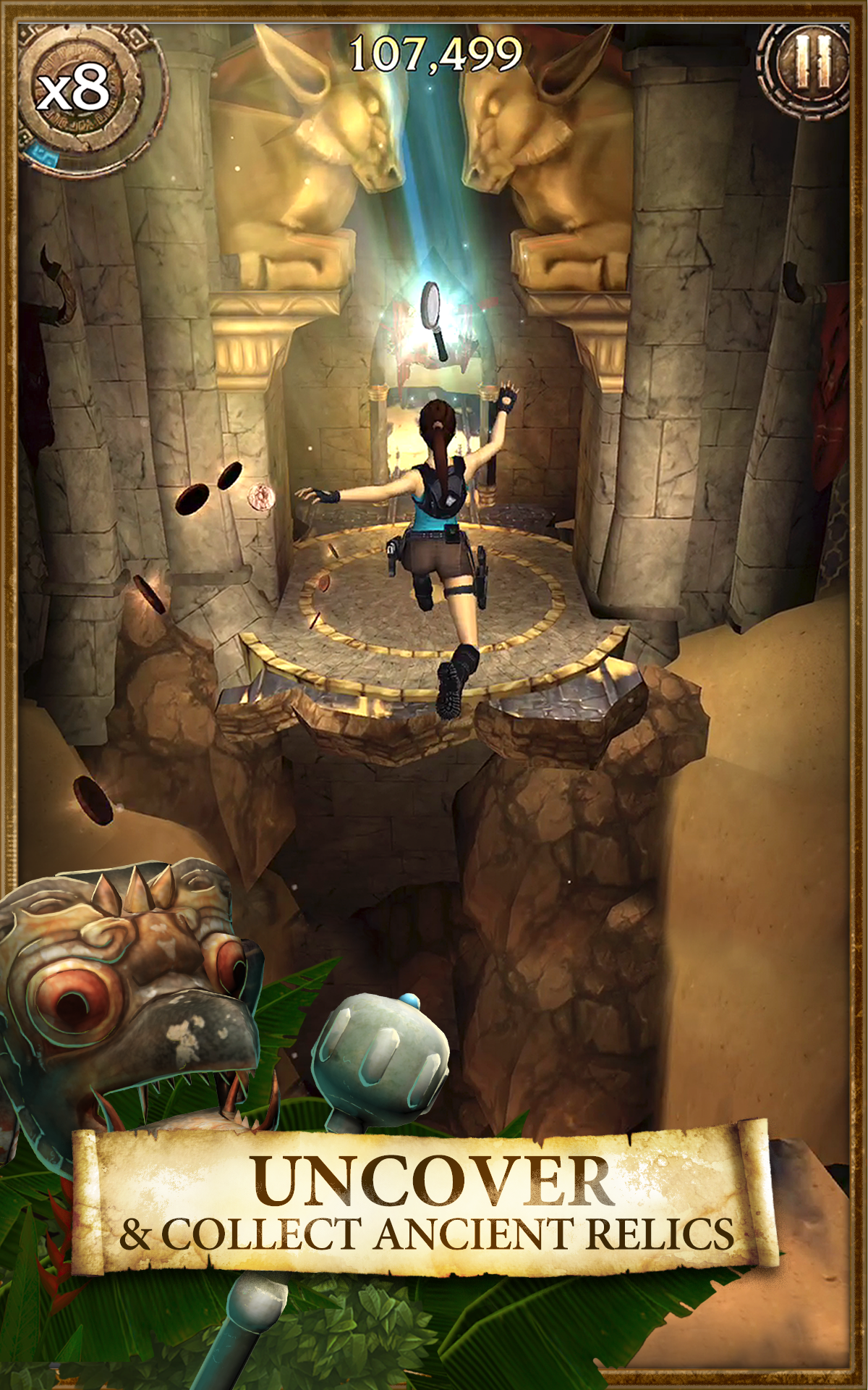 Lara Croft: Relic Run screenshot #15