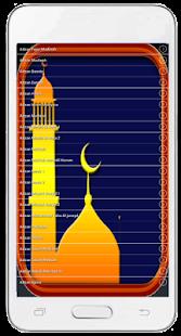 Azan Alarm Offline - náhled