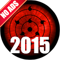 Sharingan Live Wallpaper 2015 icon