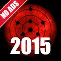Sharingan Live Wallpaper 2015 icon