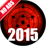 Sharingan Live Wallpaper 2015 1.4.41 Apk