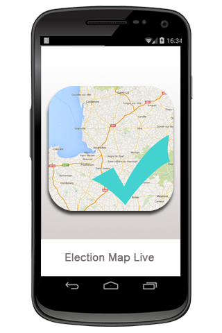 Election Map Live