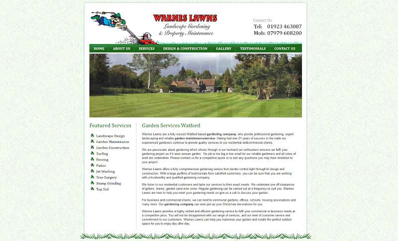 Photo: Warnes Lawns www.warneslawns.com