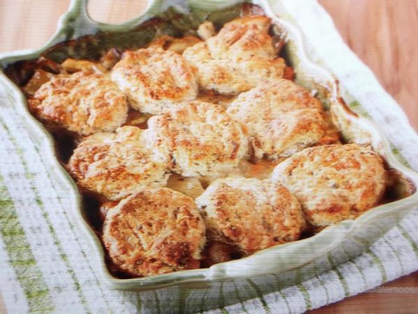 Hearty Chicken Pot Pie Recipe