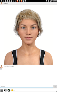 My Virtual Girlfriend Julie Screenshot
