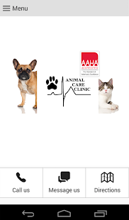 Animal Care Clinic San Luis O.- screenshot thumbnail