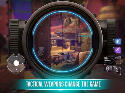 Rise: Shooter Arena Apk Download For Android and Iphone 8