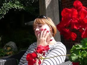 Photo: Rosefingered Veronika