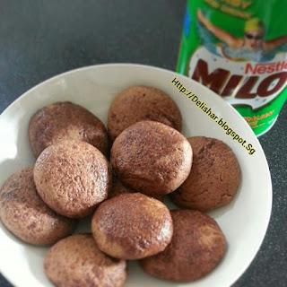Milo Cookies!