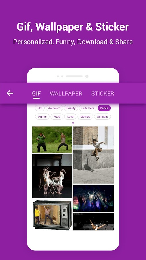 Screenshots of SHAREit - Transfer & Share for iPhone
