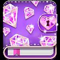 Diamond Lock Secret Diary icon