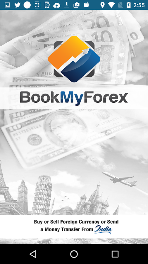 BookMyForex Foreign Exchange- screenshot