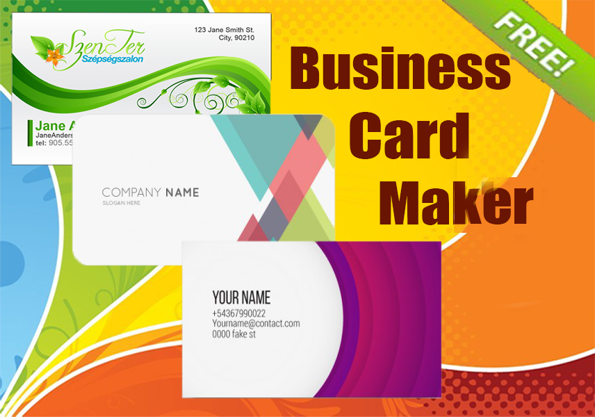 Business card maker apk 11 download free business apk download business card maker screenshot reheart Images