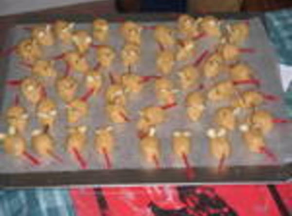 Chris-mouse Candy Recipe