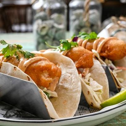 Haddock Tacos