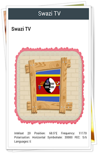 All Channel Swaziland - náhled