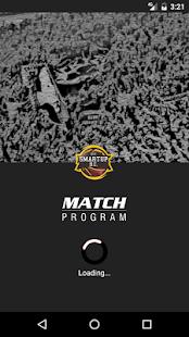 Match Program Demo - náhled