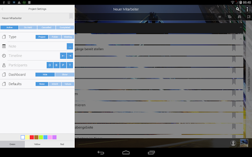 Taskfabric Cloud- screenshot thumbnail