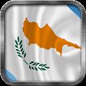 Cyprus Flag Live Wallpaper icon