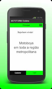Download MotoTurbo GOIÂNIA – Motoboy e Office Boy For PC Windows and Mac apk screenshot 7