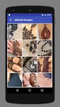 Mehndi Designs Latest 2017 - screenshot thumbnail 02