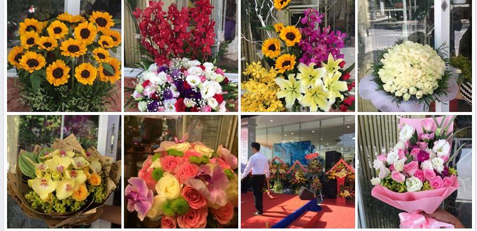Kết quả hình ảnh cho cửa hàng hoa tươi bình định