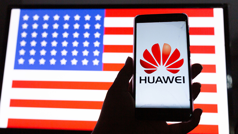 Huawei launched its own OS following its blacklisting by the US government.