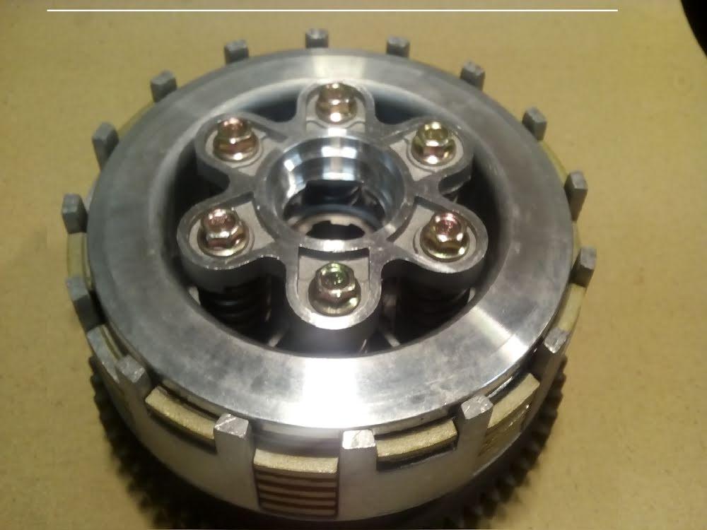 Koppling 200cc motor