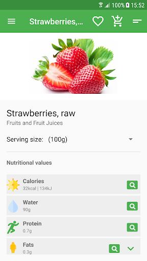 Healthy Food screenshots 8
